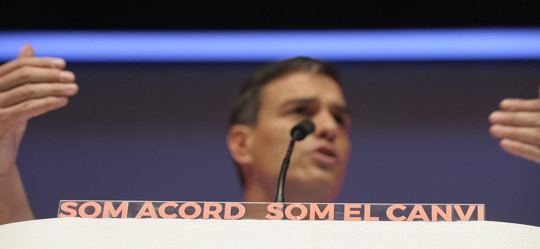 Sánchez se inclina por no entrevistarse con Puigdemont y Junqueras antes del 1-O