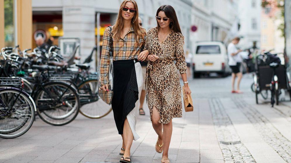 Foto: Imagen de 'street style' de la Semana de la Moda de Copenhague. (Imaxtree)