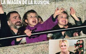 Foto: El kiosko de los miércoles: Carolina Cerezuela y Carlos Moyá presentan a su hijo