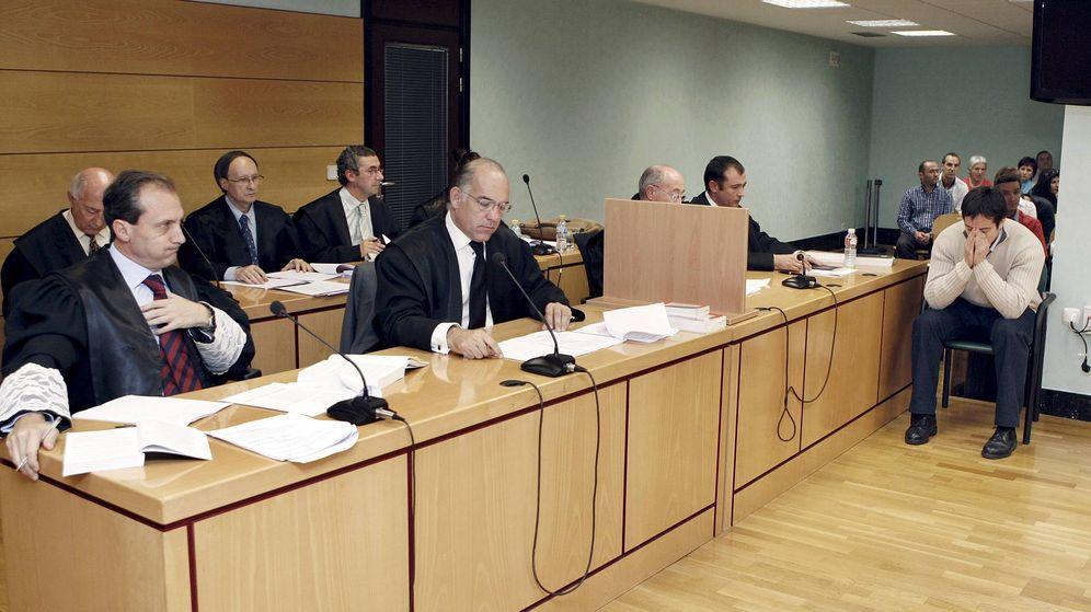 Foto: El abogado imputado por malos tratos, Miguel Alonso Belza. (EFE)