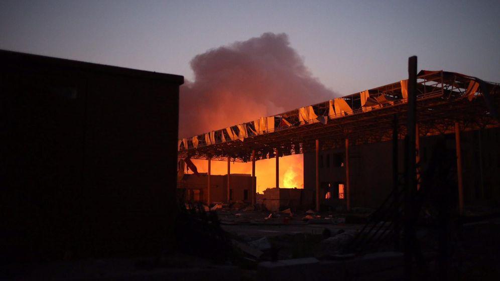 Foto: Una brutal explosión en Tianjin (China) deja más de 40 muertos y cientos de heridos