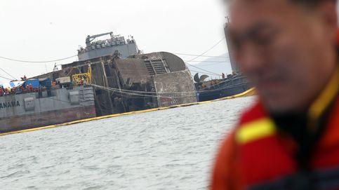 Al rescate de un transbordador hundido