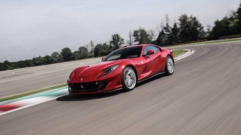 812, el mejor de la gama Ferrari