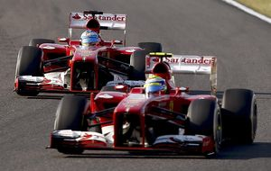 Massa libra la batalla por su cuenta: ignora las órdenes de equipo en Japón