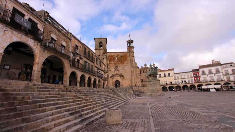 En Trujillo todo es a lo grande. (Foto: Turismo de Extremadura)