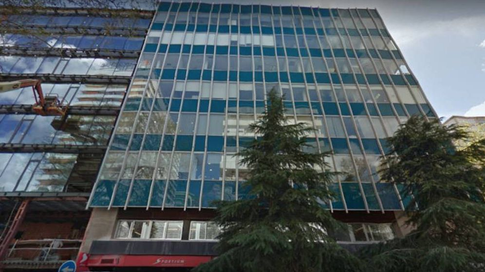 Foto: Edificio en el que se encuentra la sede de Mercasa.