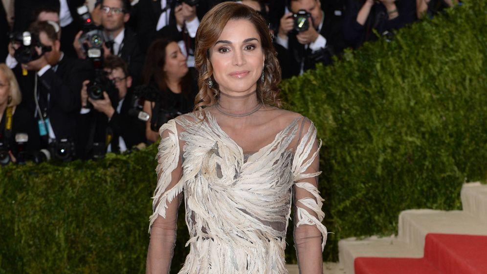 Foto: La reina Rania de Jordania en una imagen de archivo (Gtres)