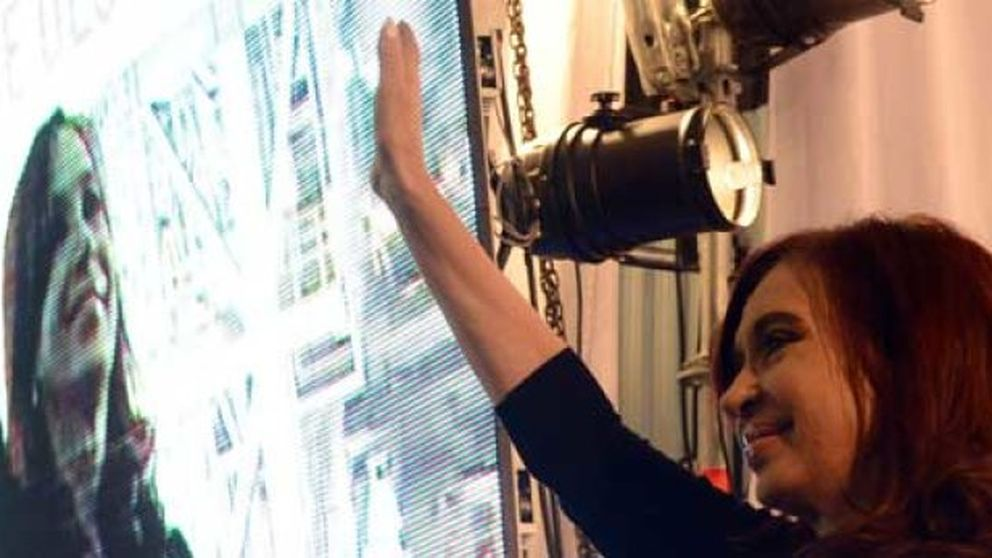 Cristina Kirchner se convierte en abuela por primera vez