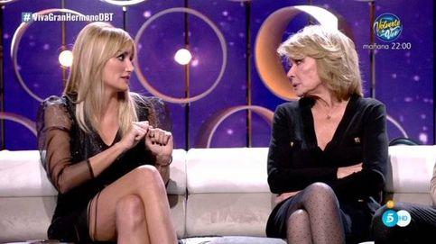 Alba Carrillo se encara con Mila Ximénez: De tonta tengo los pelos del c*