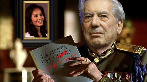 Mario Vargas Llosa e Isabel Preysler: 'La fiesta del chivatazo'