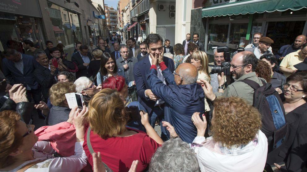 Pedro Sánchez acusa a Rajoy de amnistiar a gente cercana