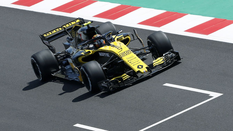 Cuando Sainz despierta a Renault de su pesadilla y se lleva la mejor foto de recuerdo