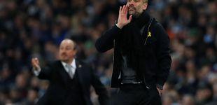 Post de La federación inglesa sanciona a Guardiola por llevar el lazo amarillo