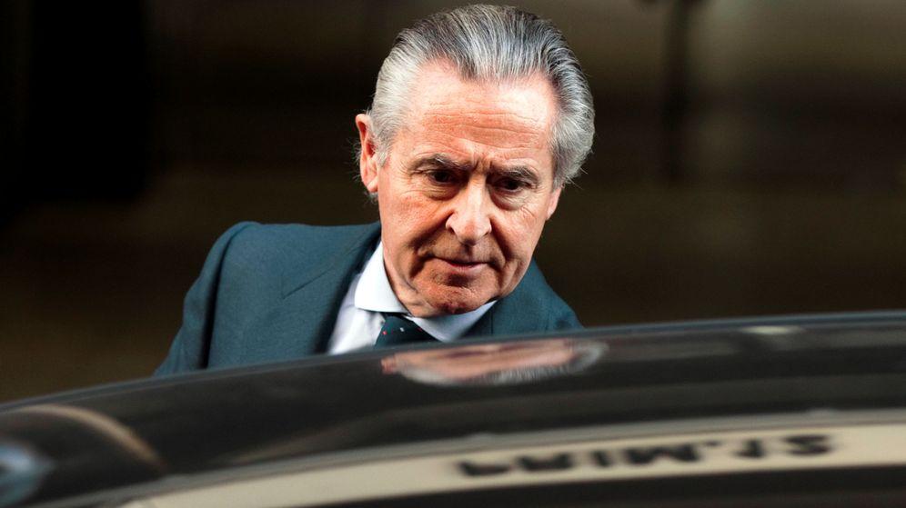 Foto: El fallecido expresidente de Caja Madrid Miguel Blesa. (Reuters)
