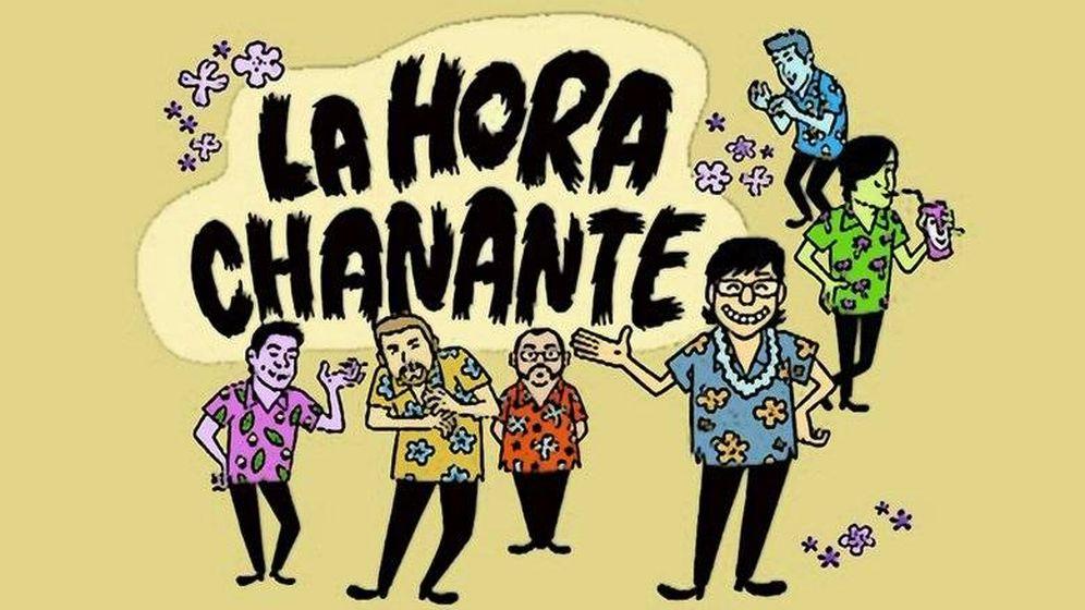 Foto: 'Los años Chanantes', el documental que estrenará Comedy Central.