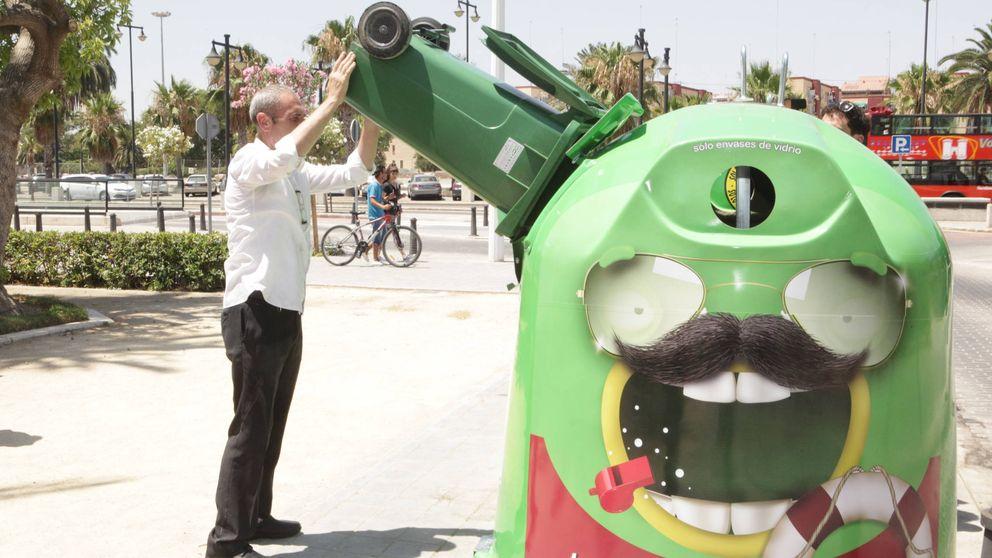 Objetivo 2020: ocho pasos para que España recicle el 77% de su vidrio