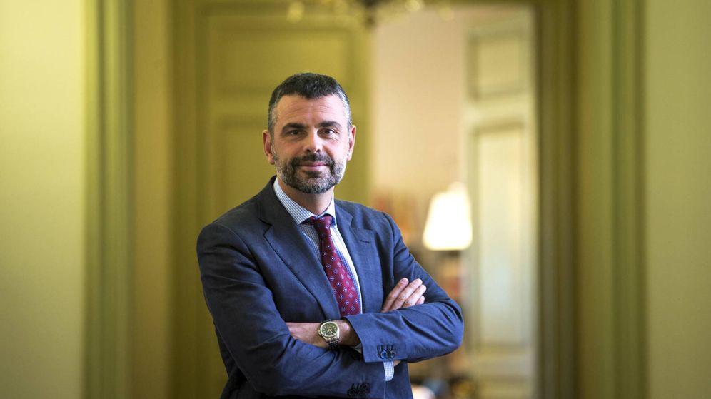 Foto: Santi Vila, candidato a la presidencia de la Generalitat de Cataluña, en una imagen de archivo. (EFE)