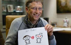 Hola, soy Bill Gates, fundador de Microsoft. Pregunta lo que quieras