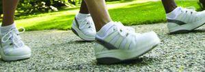Foto: Caminar 30 minutos diario y a paso rápido cambia la vida
