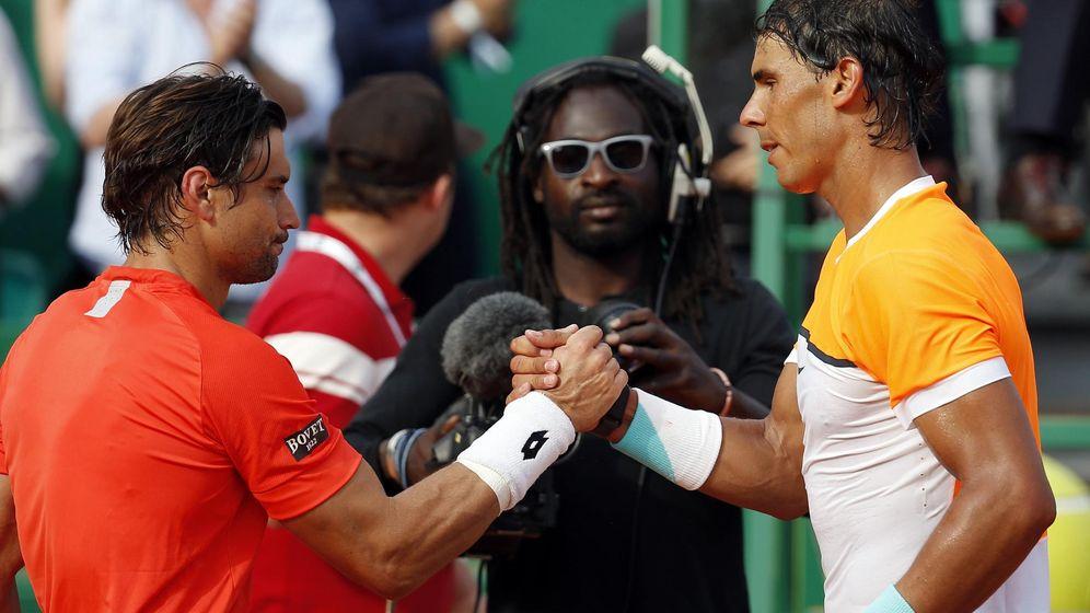 Foto: Nadal y Ferrer, baluartes del tenis nacional, no consiguieron pasar de los cuartos de final de Roland Garros.