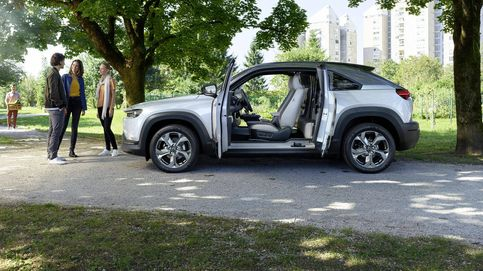 Por qué el nuevo Mazda MX30 es un coche eléctrico que parece que funciona a gasolina