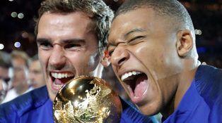 El 'castigo' de Francia a Griezmann o por qué es tan duro ser del Atlético de Madrid