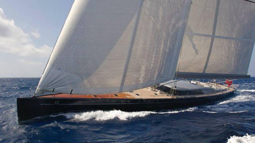 Vea aquí las fotos del 'Mystere', el barco de Rafael del Pino