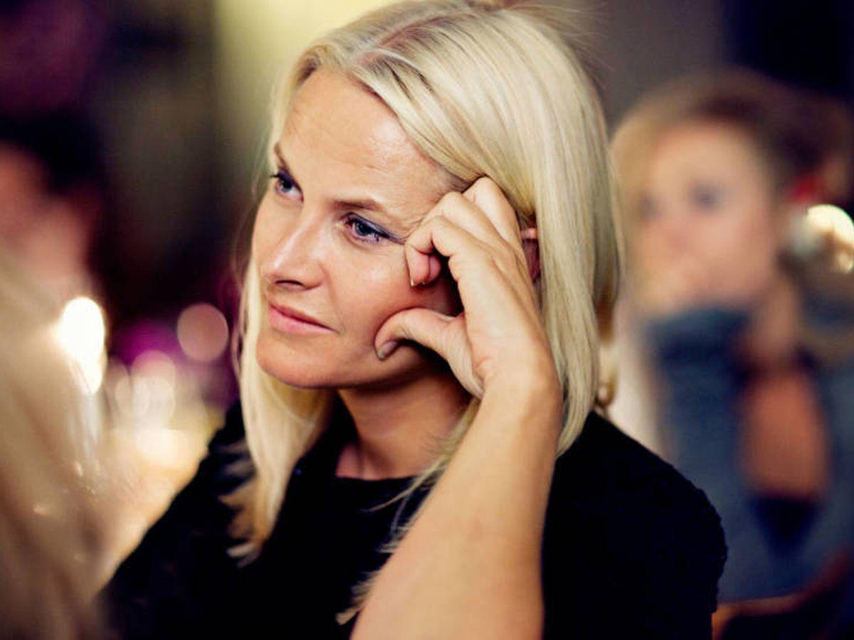 Foto: Mette-Marit de Noruega, en una imagen de archivo. (Getty)