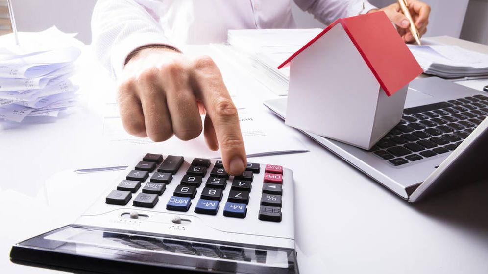Foto: ¿Cuándo es mejor amortizar la hipoteca con euríbor en positivo o negativo? (Foto: iStock)