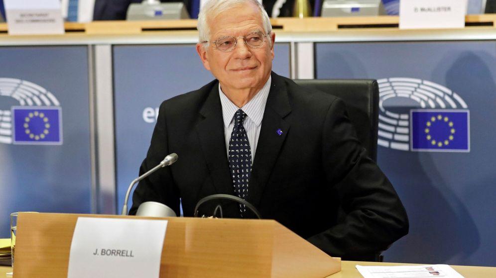 Foto: El ministro de Asuntos Exteriores y Cooperación de España en funciones, Josep Borrell.