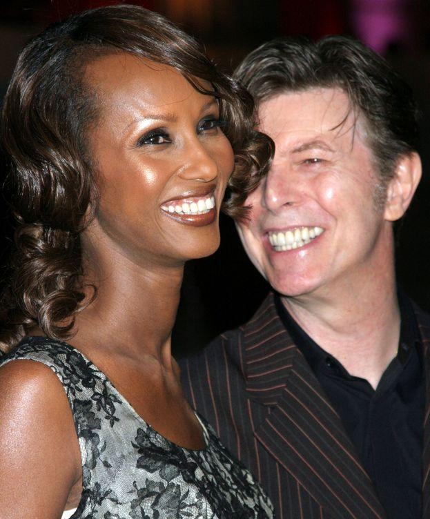 Foto: David Bowie y su ex en una imagen de archivo (Reuters)