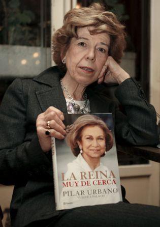 Foto: La Casa Real autorizó el polémico libro de la Reina