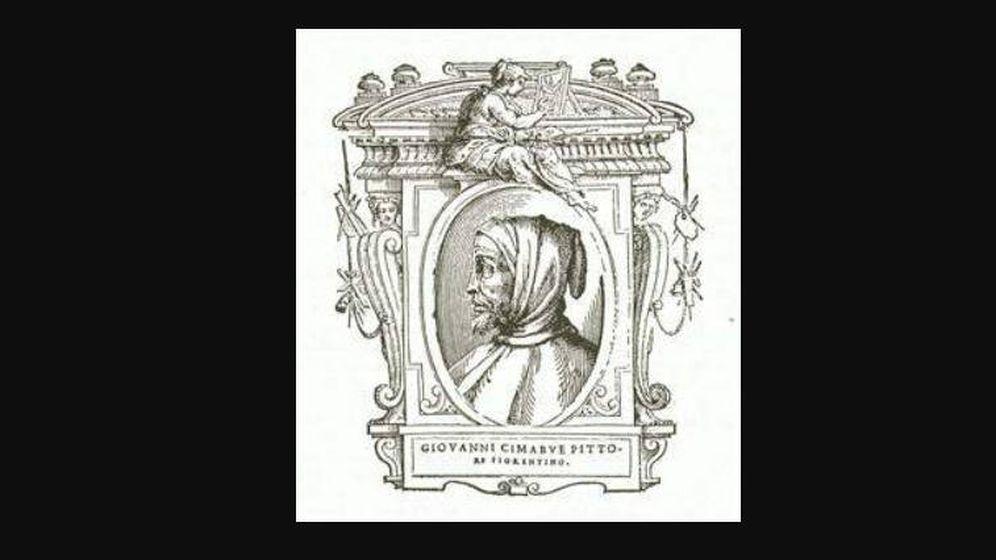 Foto: Cimabue nació en Florencia en 1240 y falleció en Pisa 62 años después (Foto: Wikipedia)