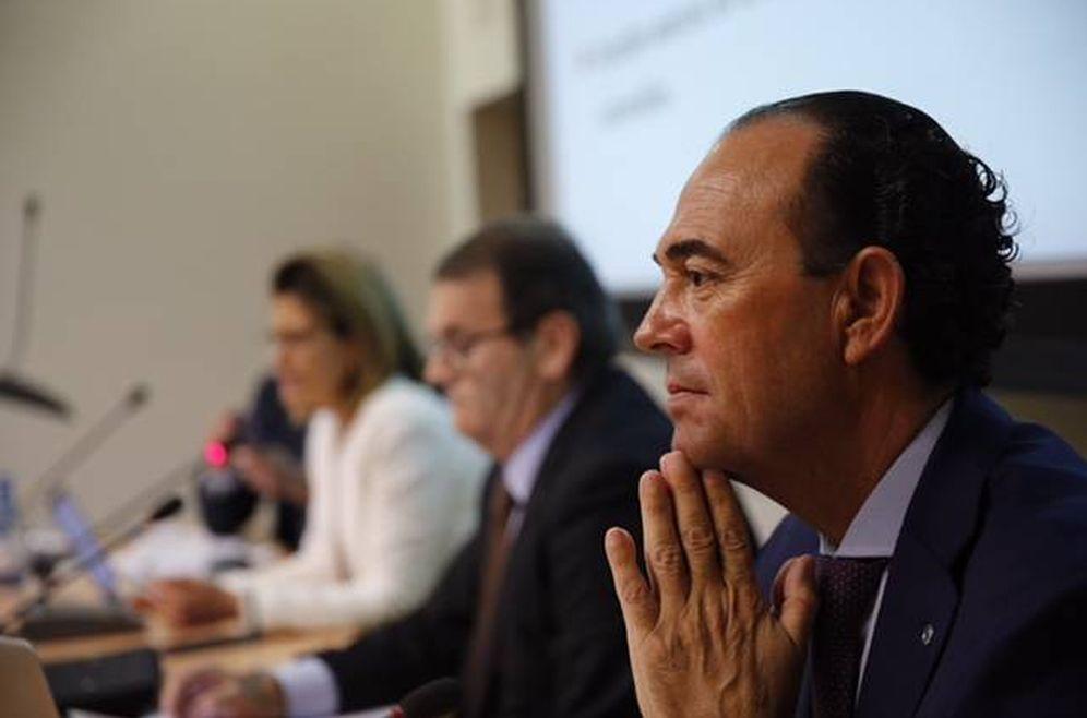 Foto: Joaquín Maldonado, responsable de Banca Privada de Banco Mediolanum. (Alberto Saiz)