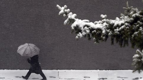 Fuertes nevadas en Bulgaria