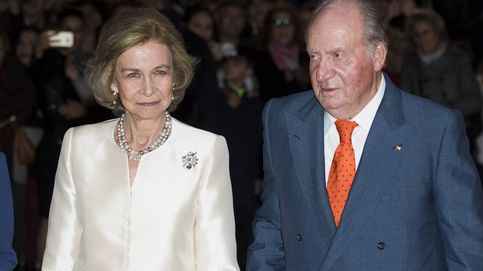 Los reyes Juan Carlos y Sofía, 'condenados' a entenderse
