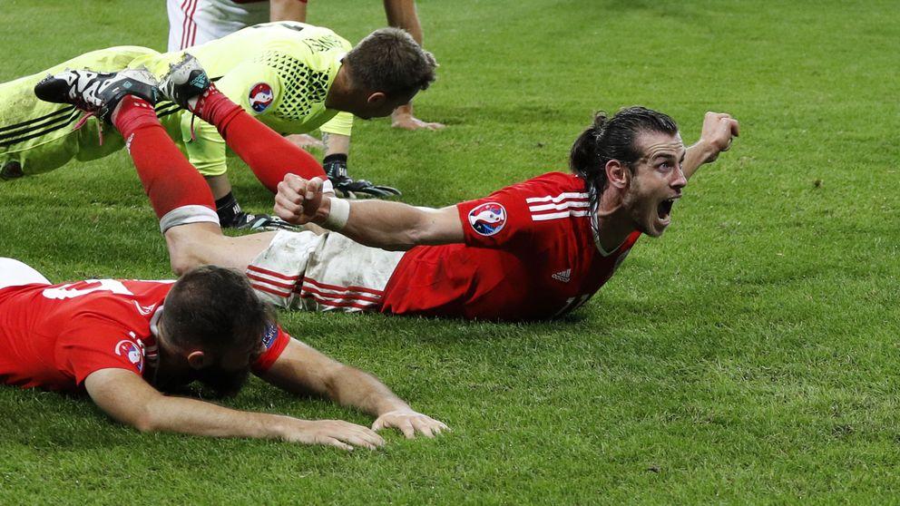 La corajuda Gales sirve en bandeja una semifinal entre Bale y Cristiano