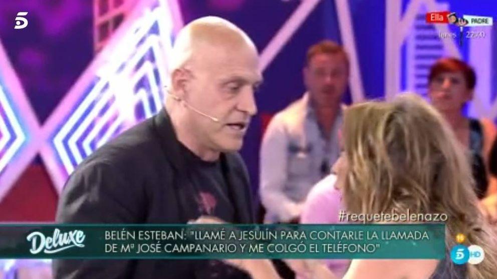 Patiño se enfrenta a Kiko Matamoros por defender a María José Campanario