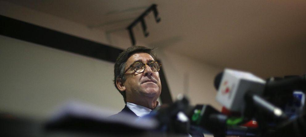 Foto: Juan Torres López, catedrático de Economía. (Reuters)