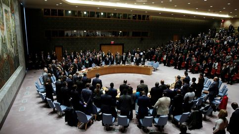 Minuto de silencio en la ONU