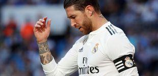 Post de El silencio de Sergio Ramos ante la caída del vestuario del Real Madrid