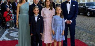 Post de La princesa Isabella de Dinamarca ya luce valiosas joyas reales a sus 12 años
