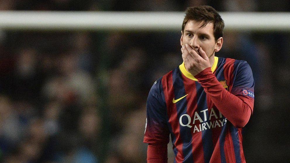 Messi es señalado por sus compañeros, que le exigen implicación