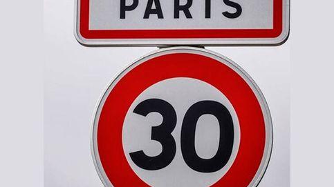 París echa el freno y reduce la velocidad en sus calles a 30 kilómetros/hora