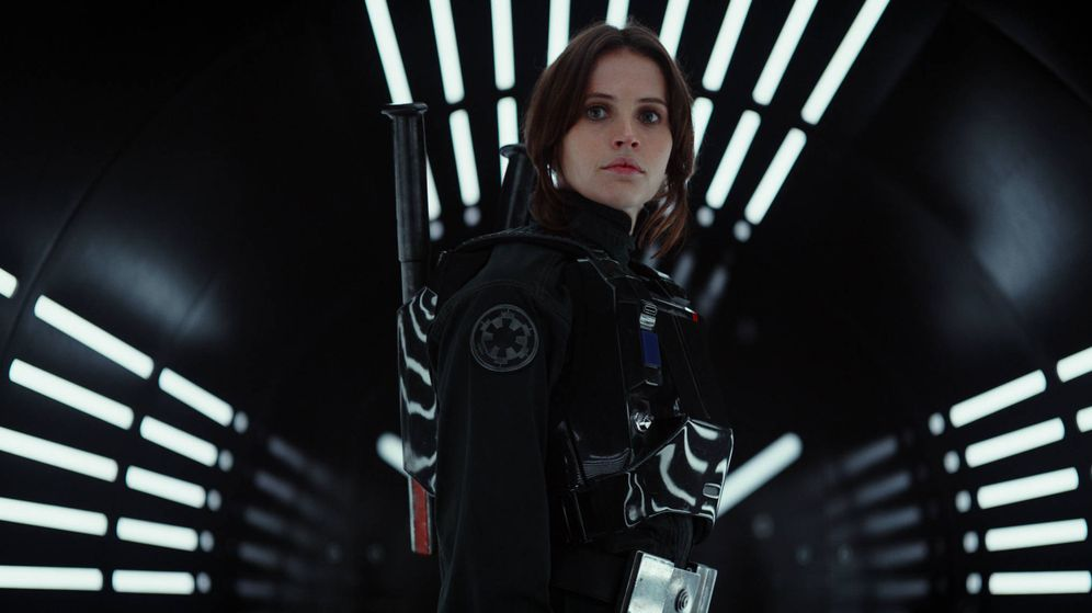 Foto: Felicity Jones protagoniza 'Rogue One: Una historia de Star Wars'