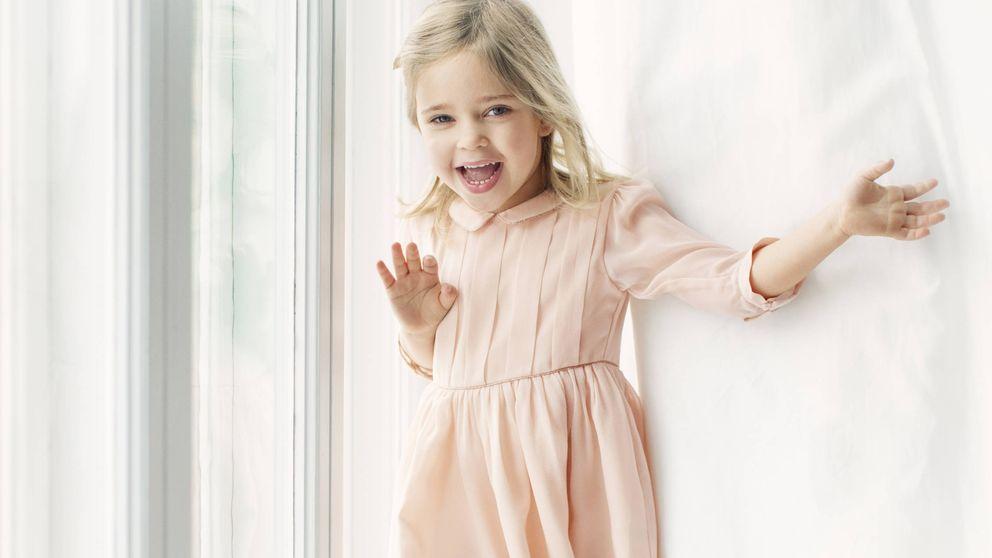 Todos los detalles del look (de rebajas) de Leonore en su cuarto cumpleaños