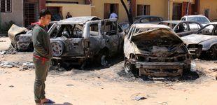 Post de Un ataque aéreo mata a 42 personas en una boda en Libia