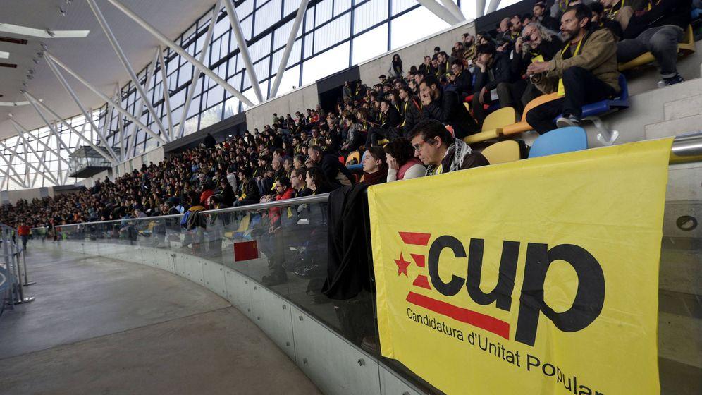 Foto: Asamblea de la CUP (EFE)