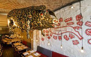 Restaurantes solo para carnívoros