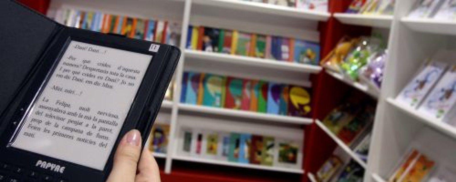 Foto: ¿Por qué no despega el libro electrónico?